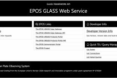 EPOS GLASS WEB SERVICE